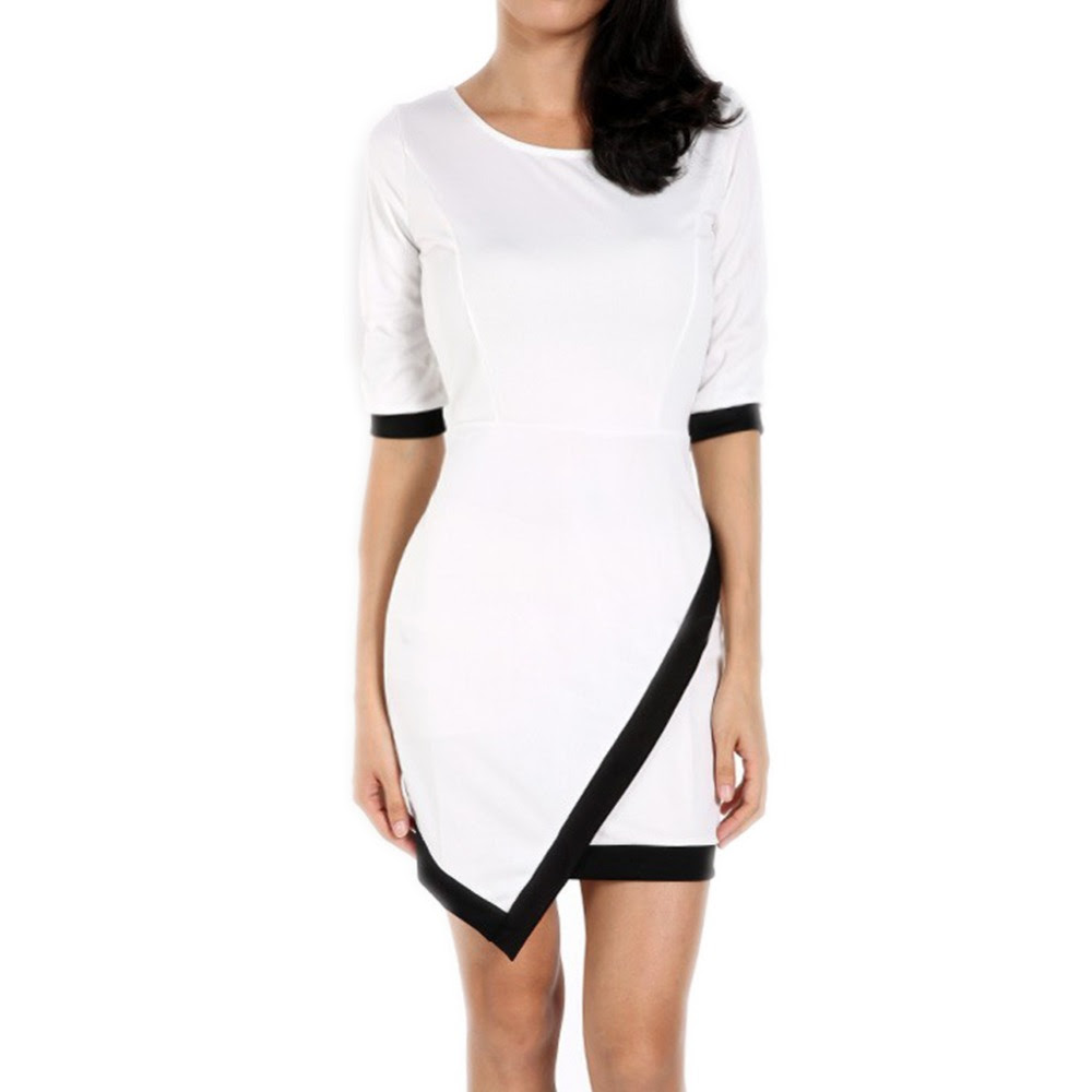 Tall sizes white bodycon dress long sleeve dress topshop