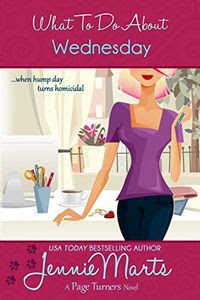 What To Do About Wednesday by Jennie Marts