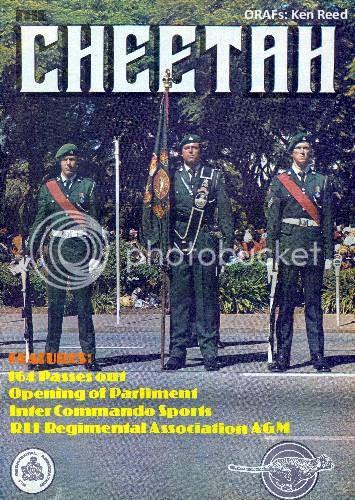 Cover, Cheetah magazine Sept 1979