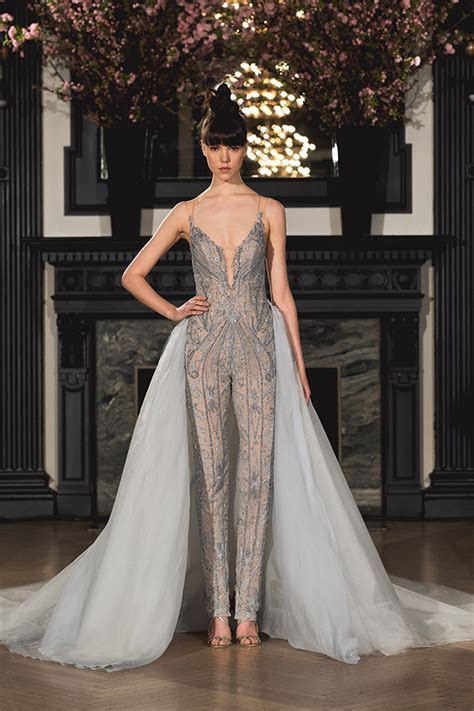 Bridal Jumpsuits That Will Make You Reconsider a Wedding