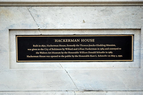 Hackerman House