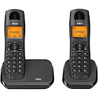 RCA 2161-2bkga Element Series DECT 6.0 Cordless Phone with Caller ID 2