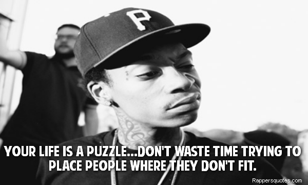 Life Quotes Rappers Quotes