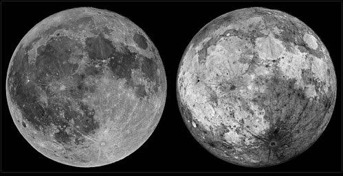 Moon mosaic - 160314 by Mick Hyde