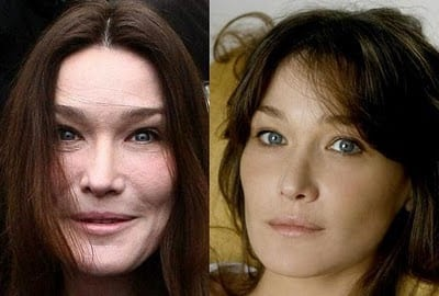 Blogging News Around World Celebrity Carla Bruni