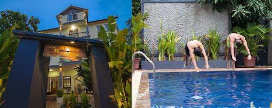Bliss Villa official website - Siem Reap hotel - Excellent accommodation with temple comlex area in Siem Reap - Cambodia.