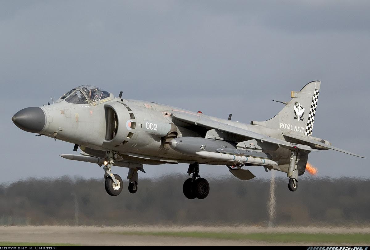 British Aerospace Sea Harrier – Aeroflight