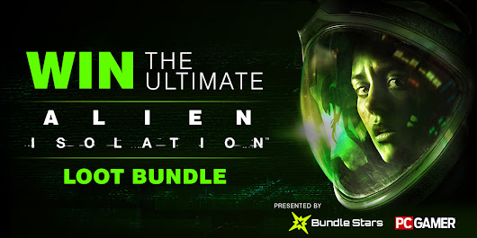 Alien Isolation Loot Bundle - PC Gamer