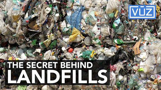 Ever wonder how landfills work?