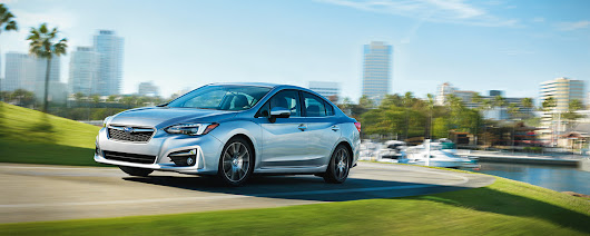 Subaru U.S. Media Center - SUBARU EARNS THREE AWARDS IN KELLEY BLUE BOOK 2017 BEST RESALE VALUE AWARDS <br />