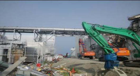 TEPCO says running out of room to store contaminated debris at Fukushima Daiichi | Enformable