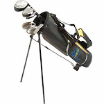 8 pc. Junior Golf Set with Bag - Right Hand
