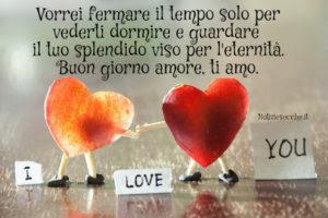 Buongiorno Amore Mio Frasi Per Augurare Buon Giorno Al Tuo