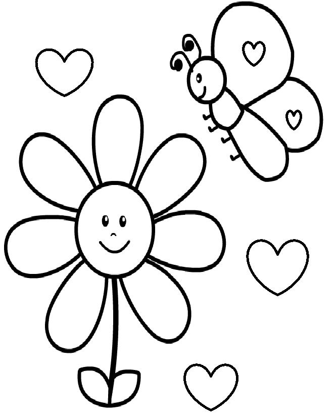 çiçekler Boyama Sayfaları Sayfa 6 8 Arabulokucom