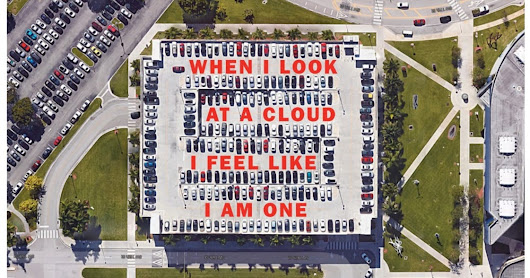 Giant poems to greet fliers at Miami International Airport