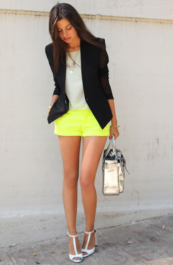 neon outfit ideas – how to wear neon 2019  fashiontasty