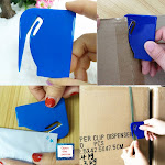 Amaping Wrapping Paper Cutter Christmas Wrapping Paper Cutting Tool Gift Wrapping Tool