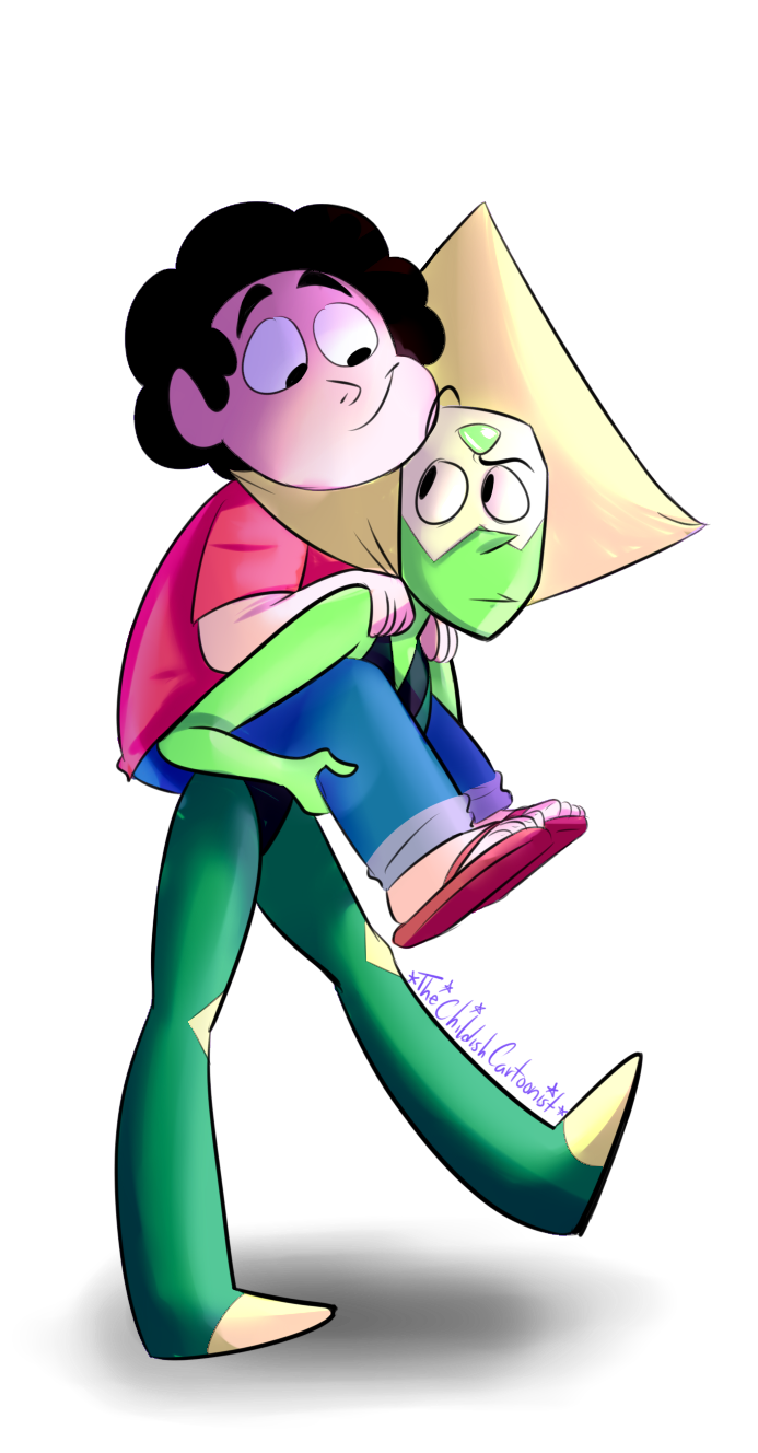 Carry the star hybrid chiiild