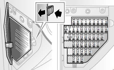 Saab 95 Fuse Box Diagram Pioneer Deh Wiring Diagram 7700 For Wiring Diagram Schematics