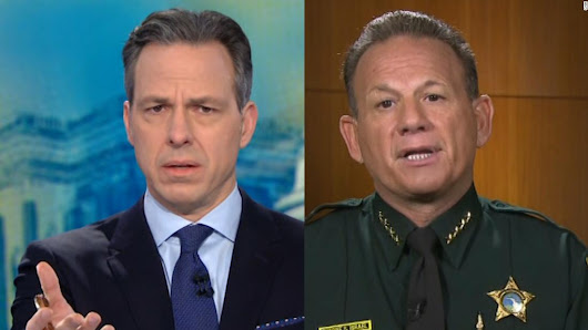 See Tapper's full interview with Sheriff Israel - CNN Video