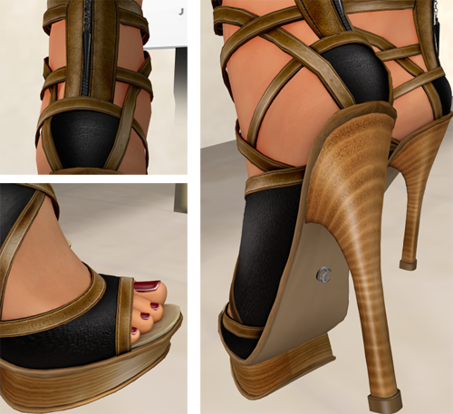 NEW! Orange Creation's Melanie Shoes