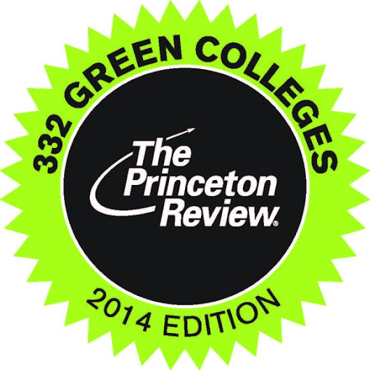 "Georgia Southern University Named ""Green College"" by The Princeton Review 