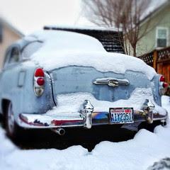 1953 Chevrolet Bel Air - Ellensburg, Washington (Dec 2012)