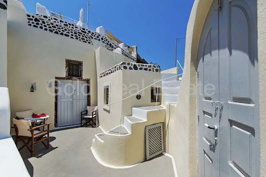 Hotel for sale Santorini