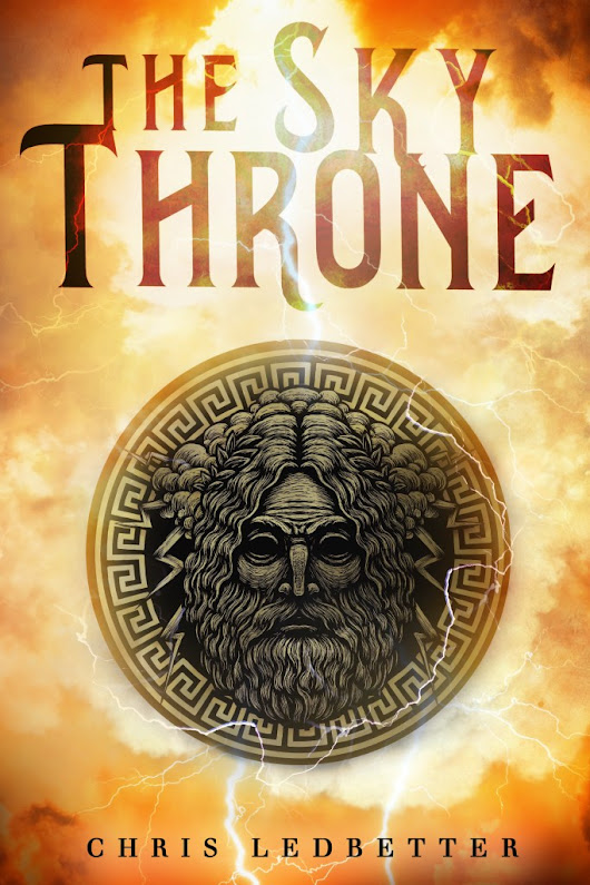 Book Giveaway & Interview: Chris Ledbetter, Author of The Sky Throne