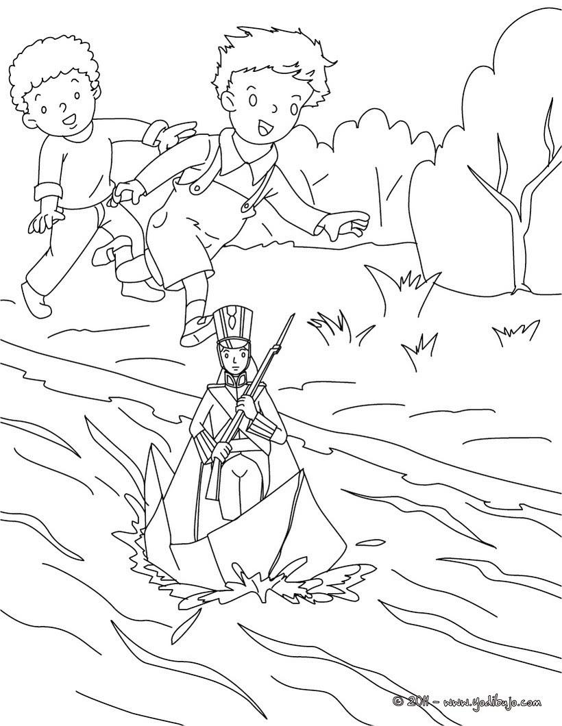 Cuentos De Hans Christian Andersen Para Colorear 16 Dibujos De