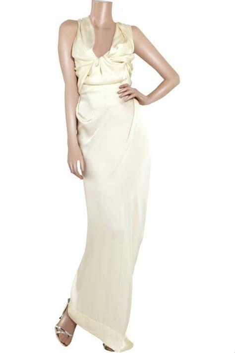 Vivienne Westwood Gold Label Ivory Opuntia Gown Wedding