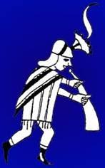 Músico azul