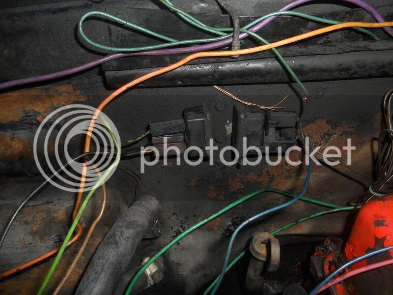 Engine bay wireharness help 71' - Chevy Nova Forum