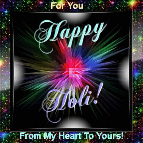 Holi Wishes From My Heart. Free Happy Holi eCards