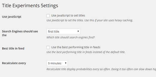 How to A/B Split Test WordPress Post Titles to Get More Clicks