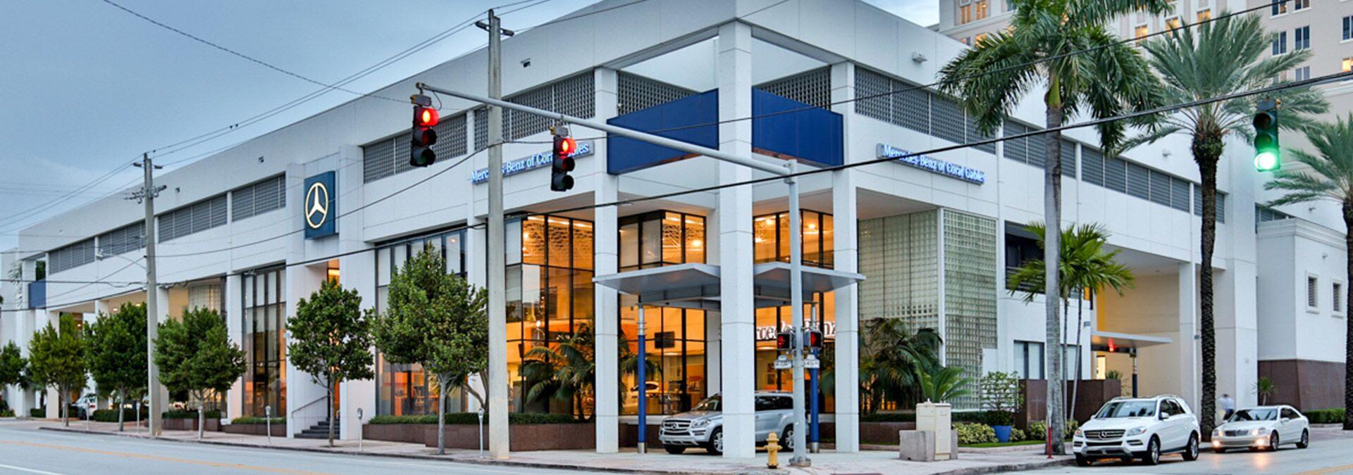 Mercedes-Benz Dealership Miami FL | Used Cars Bill Ussery ...