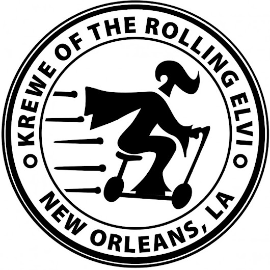 Rolling With Kings, The Story of the Krewe of the Rolling Elvi