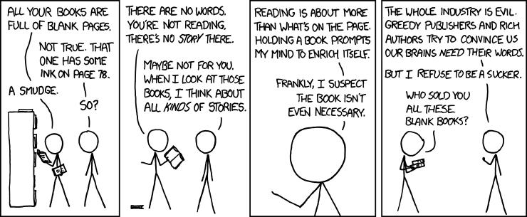 Alternative Literature