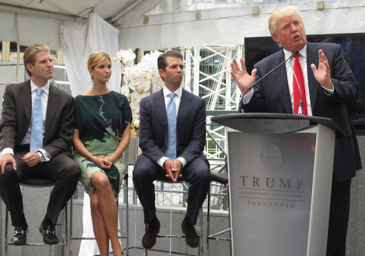 Mayor Gregor Robertson calls for developer to drop Trump name from Vancouver tower