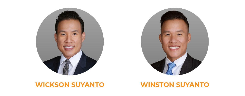 Wickson & Winston Suyanto