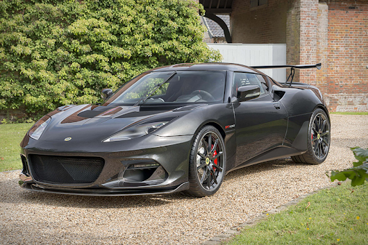 The New Lotus Evora GT430 with 3.5 Litre V6 Supercharged