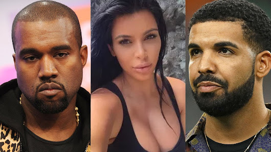 Kim Kardashian Responds to Drake's Alleged Secret on Husband Kanye West (that Drizzy smashed Kim K)