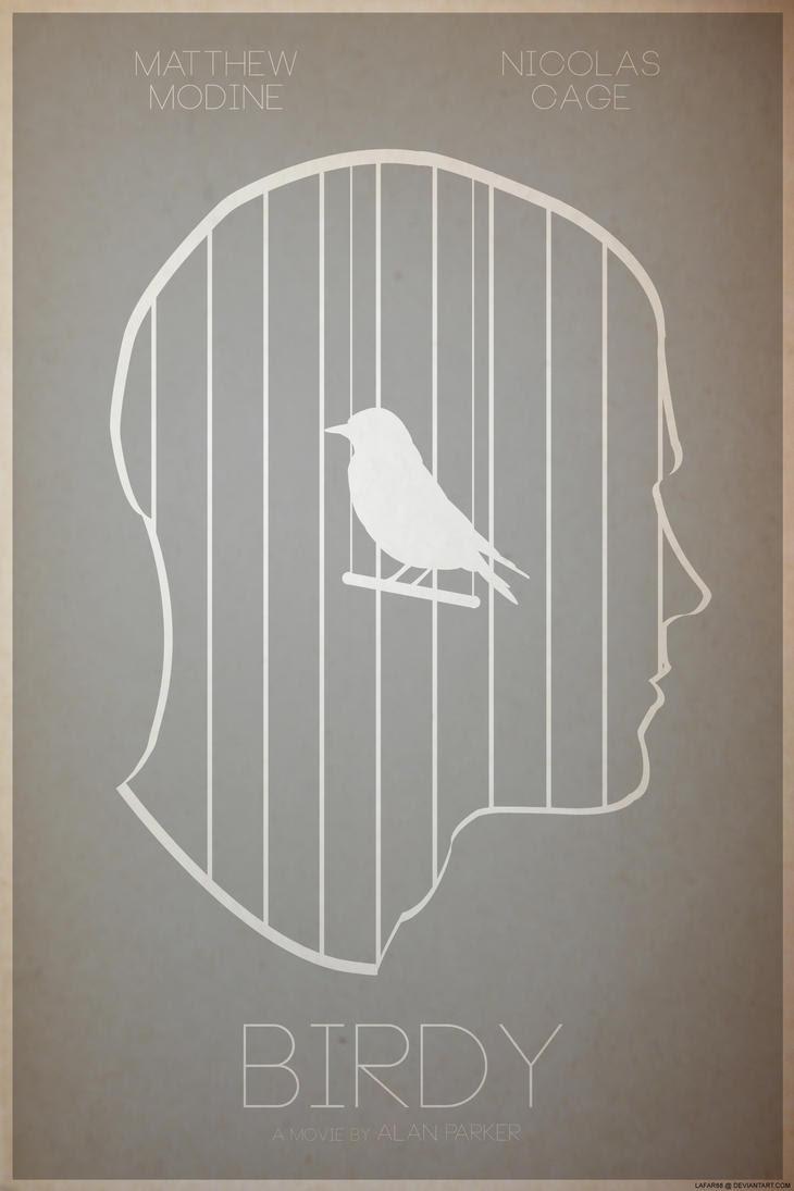 Risultati immagini per birdy film poster