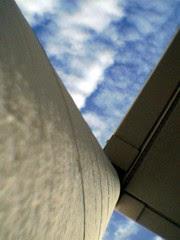 The Geometry Overhead