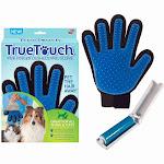 True Touch Deshedding Pet Glove
