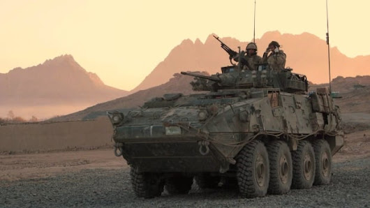 Canada is selling fewer armoured vehicles to the Saudis than it planned | CBC News