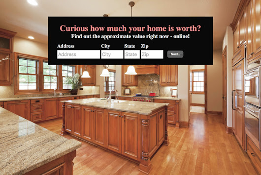 What is your home's value? Find out now - online!