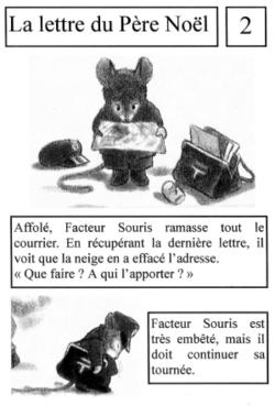 PROJET TAPUSCRIT : NOEL CP/CE1