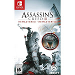 Assassin's Creed III Remastered Edition - Nintendo Switch