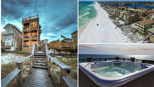 Enter to WIN a 7-Night Vacation to Destin Valued at $15,000!